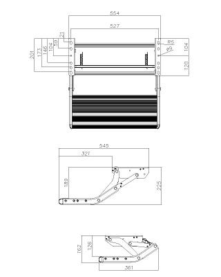 Single Manual Step Diagram
